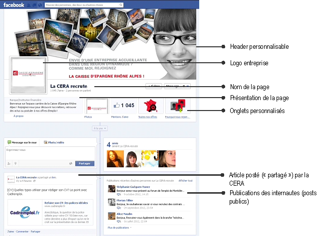 Page Facebook CERA